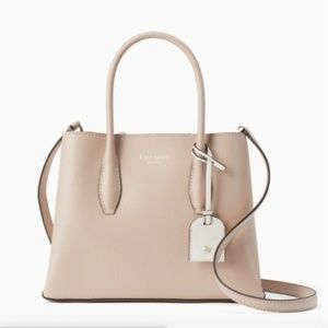 "Kate Spade || ""Eva"" Small Leather Satchel"